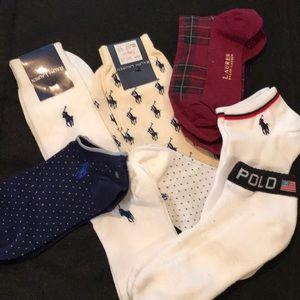 Ralph Lauren Socks Bundle
